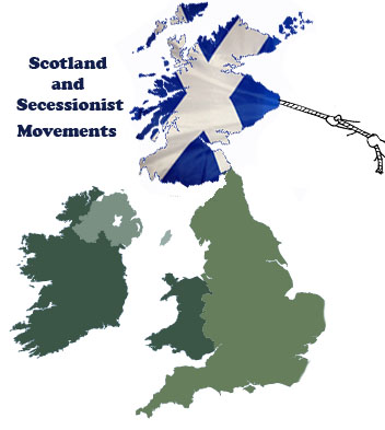 Check out our articles on secessionist Scotland
